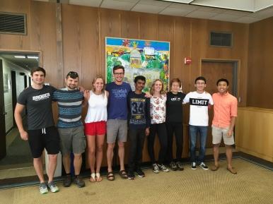 Our Fantastic Undergraduates!